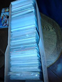 100s Of Comic Books Available