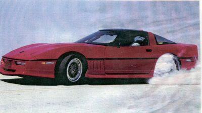 John Lingenfelter Personal 1986 C4 Corvette