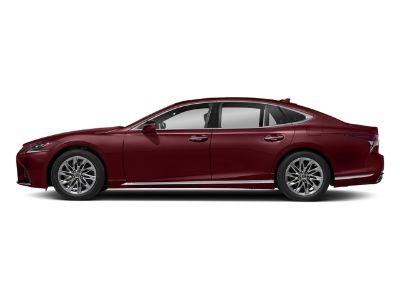 2018 Lexus LS 500 (Matador Red Mica)