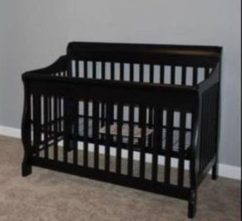 Convertible crib for boy or girl