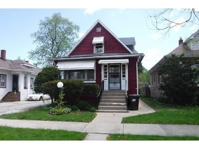 3 Bed 2 Bath Foreclosure Property in Maywood, IL 60153 - S 6th Ave