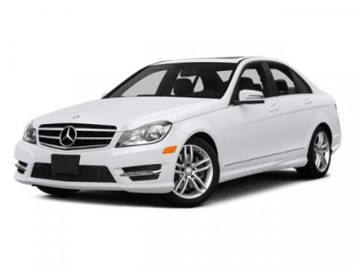2014 Mercedes-Benz C-Class C300 4MATIC Luxury (Silver)