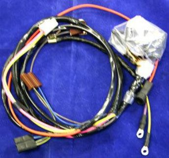 Sell 1962 1966 Nova Chevy II Engine Harness with HEI motorcycle in LaGrange, Georgia, US, for US $97.00
