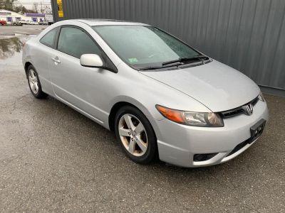 2006 Honda Civic EX (Silver)