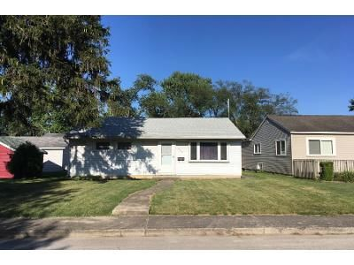 2 Bed 1 Bath Preforeclosure Property in Bluffton, IN 46714 - S Oak St