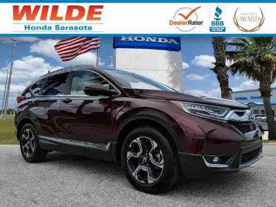 Used 2017 Honda CR-V SUV