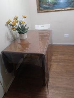 Maple Dining Table with flap sides - versatile