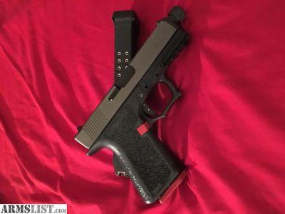 For Sale: Trade Full Custom glock 19 for glock 26/27