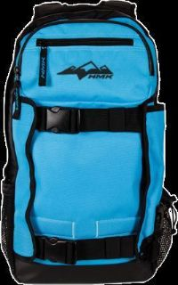 Sell HMK Backcountry 2 Backpack Blue motorcycle in Holland, Michigan, United States, for US $82.88