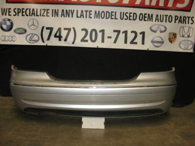 Find MERCEDES BENZ CLK55 AMG CLK430 CLK63 2003 2004 2005 2006 REAR BUMPER 2098851725 motorcycle in Glendale, California, US, for US $300.00