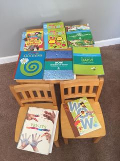 Girl Scout leader books