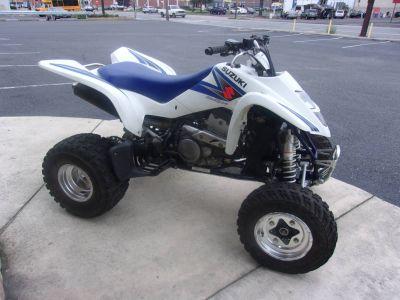 2006 Suzuki QuadSport Z400 Sport ATVs Philadelphia, PA