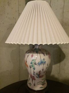 Ceramic traditional lamp