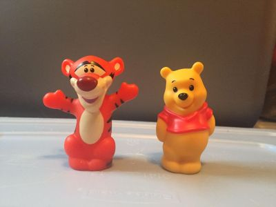 Fisher Price Little People - Winnie the Pooh and Tigger set