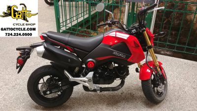 2015 Honda Grom Sport Motorcycles Tarentum, PA