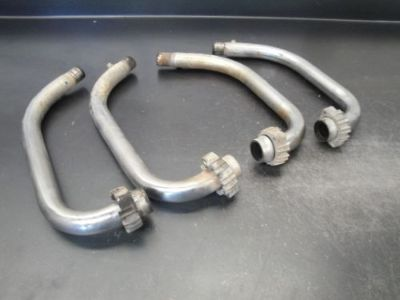 Find 80 1980 YAMAHA XJ650 XJ 650 MAXIM MOTORCYCLE BODY EXHAUST PIPES HEAD HEADER PIPE motorcycle in Millville, Utah, United States, for US $94.49