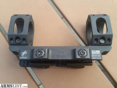 For Sale: American Defense Recon-SW 30mm scope mount
