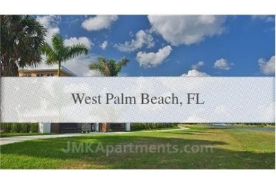 New luxurious West Palm Apartment BEFORE APPLYING. Pet OK!