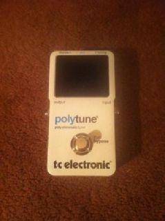 $75 OBO TC Electronics Polytune