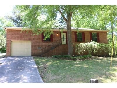 3 Bed 1.5 Bath Foreclosure Property in Milledgeville, GA 31061 - Valley Rd