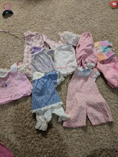 """12-14"""" Doll clothes"""
