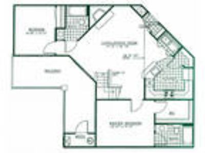 Cedar Court Apartments - The Pine