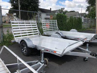 2018 Triton Trailers AUT1072 Utility Trailers Herkimer, NY