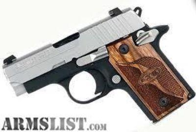 For Sale: SIG 238 SAS