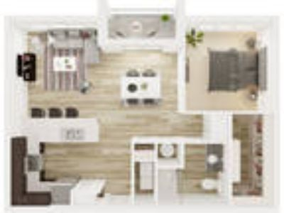 Everly Apartments - A6a