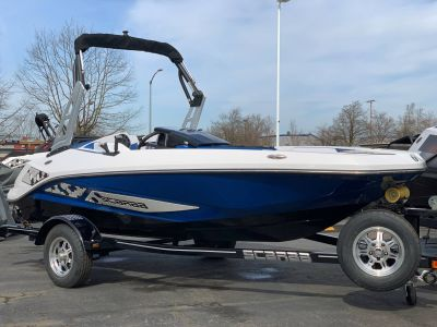 2019 Scarab 165 ID Jet Boats Eugene, OR