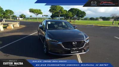 2018 Mazda Mazda6 Touring (Machine Gray Metallic)