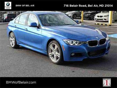 Used 2015 BMW 3 Series 4dr Sdn 335i xDrive AWD