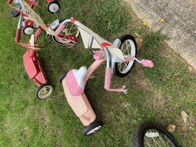 Radio Flyer Tricycle (Pink)