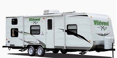 2010 Forest River WILDWOOD X-LITE 26BHXL