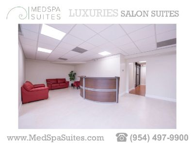 Salon Suites For Rent In Coral Springs, FL . Spa/Wellness Suites for Lease Coral Springs, FL