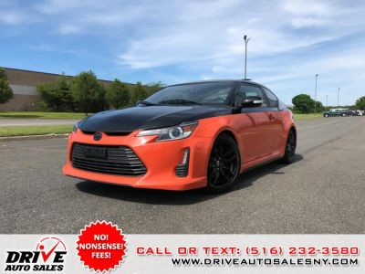 2015 Scion tC Release Series CARTEL CUSTOMS (Magma)