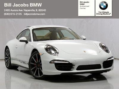 2013 Porsche 911 Carrera S (white)