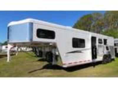 """2019 Trails West Sierra 8x13 7'6"""" Tall 8' S.W. Escape Stud 3 horses"""