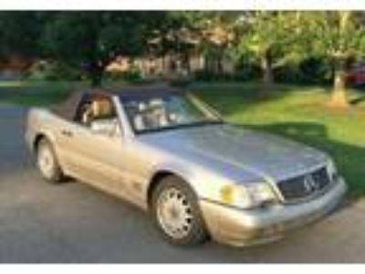 1998 Mercedes-Benz SL Import Classic in Hopkinsville, KY