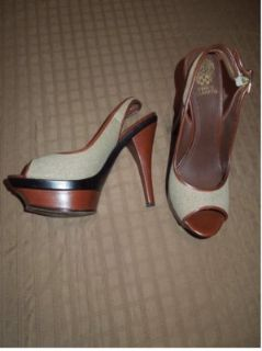 NEW Vince Camuto heels size 10