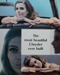 Sell Original 1965 Chrysler Sales Brochure XL New Yorker Newport 300 L Wagon Converti motorcycle in Holts Summit, Missouri, United States, for US $25.65