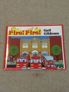 Fire, Fire by Gail Gibbons