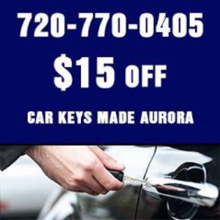 Car Keys Made Aurora