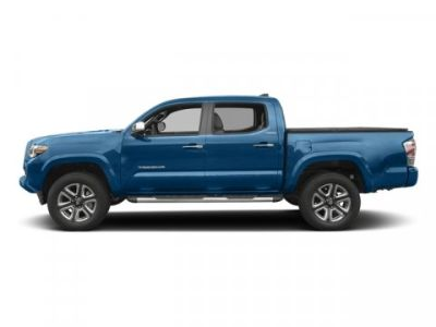 2018 Toyota Tacoma Limited (Blazing Blue Pearl)