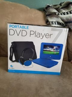 Portable DVD Player NEW in Box