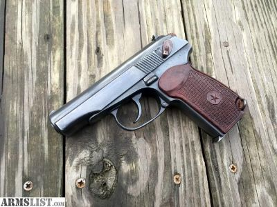 For Sale/Trade: Bulgarian Makarov