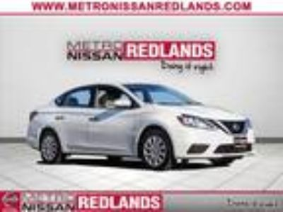 Used 2017 Nissan Sentra Fresh Powder, 42.3K miles