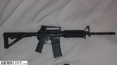 For Sale: Custom AR15 like new