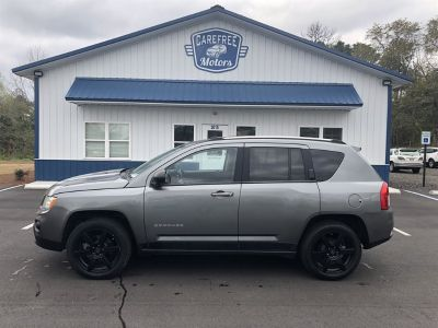 2011 Jeep Compass Limited (Grey)