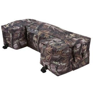 Purchase Camo Off-Road Quad 4-Wheeler ATV Rack Storage Luggage & Gear Pack Bag 62201 motorcycle in West Bend, Wisconsin, United States